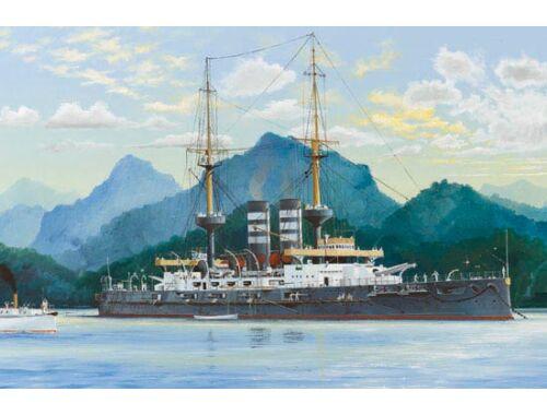 Hobby Boss Japanese Battleship Mikasa 1902 1:200 (82002)