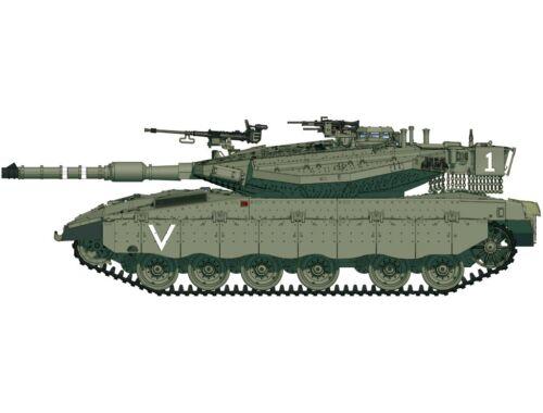 Hobby Boss IDF Merkava Mk.IIID(LIC) 1:72 (82917)
