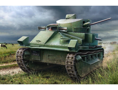 Hobby Boss Vickers Medium Tank Mk II* 1:35 (83880)
