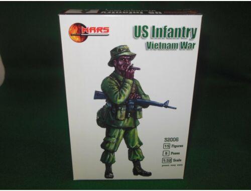 Mars US Infantry, Vietnam War 1:32 (32006)