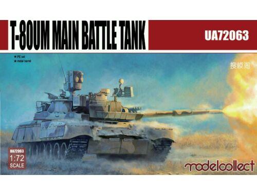 Modelcollect T-80UM1 Main Battle Tank 1:72 (UA72063)