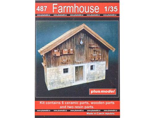 Plus Model Farmhouse 1:35 (487)
