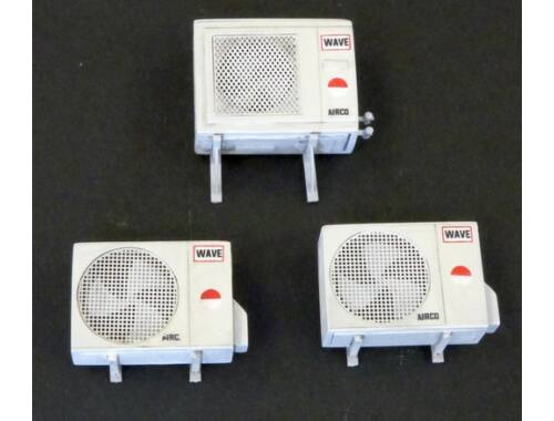 Plus Model Air-condition 1:35 (491)