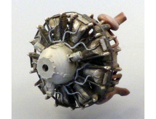 Plus Model Wright R-3350 Turbo compoud engine 1:72 (AL7015)