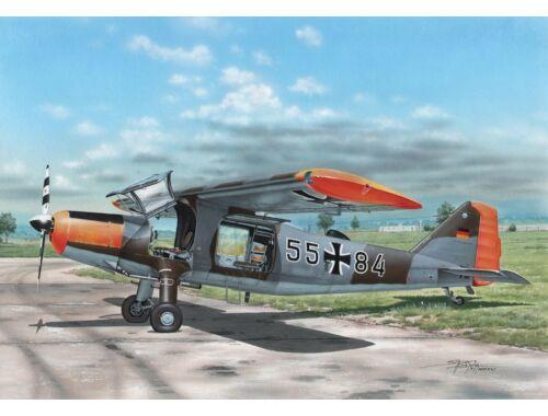 Special Hobby Dornier Do 27 German,Spanish and Belgian Service 1:72 (72327)