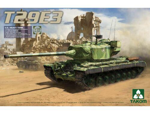 Takom U.S. Heavy Tank T29E3 1:35 (2064)