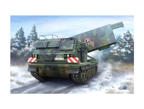 Trumpeter M270/A1 Multiple Launch Rocket System - Ger 1:35 (1046)