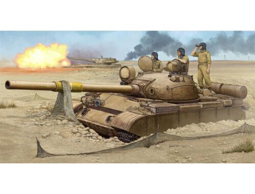 Trumpeter T-62 Mod.1962 (Iraqi Regular Army) 1:35 (01548)