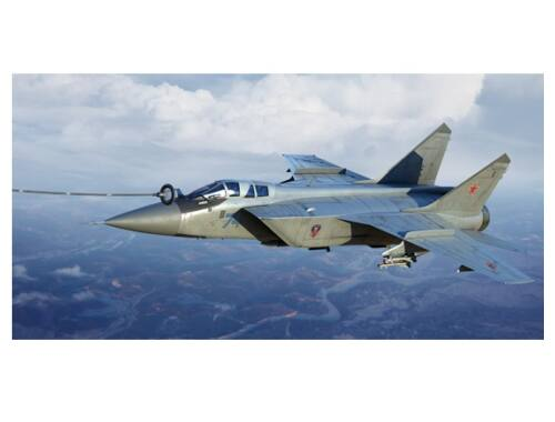 Trumpeter Russian MiG-31B/BM Foxhound 1:72 (1680)