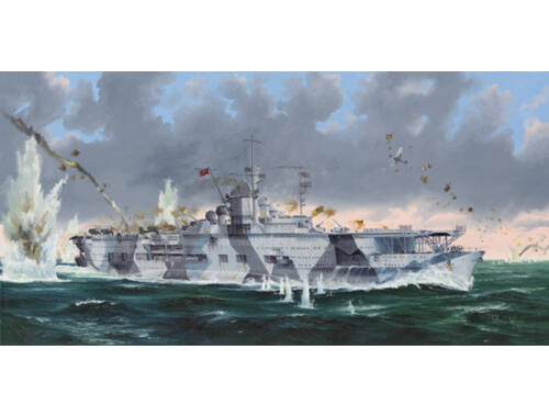 Trumpeter German Navy Aircraft Carrier DKM Graf Zeppelin 1:350 (5627)