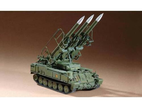 Trumpeter Russian SAM-6 antiaircraft missile 1:72 (07109)