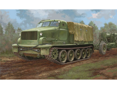 Trumpeter AT-T Artillery Prime Mover 1:35 (9501)