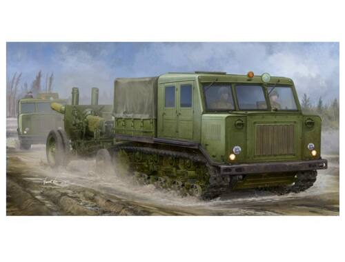 Trumpeter Russian AT-S Tractor 1:35 (9514)