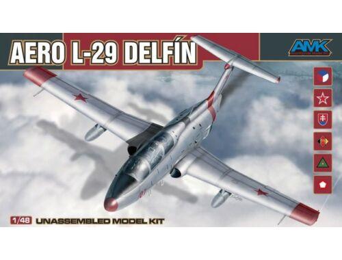 AMK Aero L-29 Delfín 1:48 (88002)