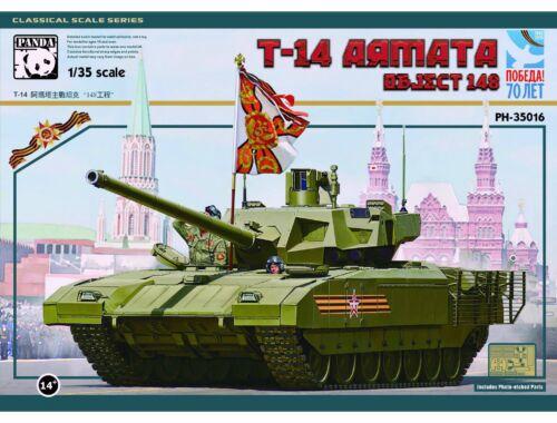 Panda Hobby T-14 Armata MBT Object 148 1:35 (35016)