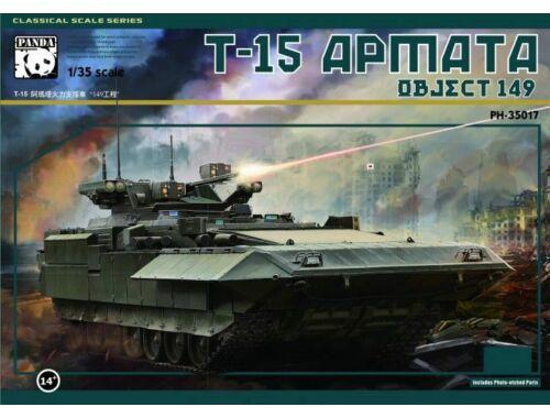 Panda Hobby T-15 Armata IFV Object 149 1:35 (35017)
