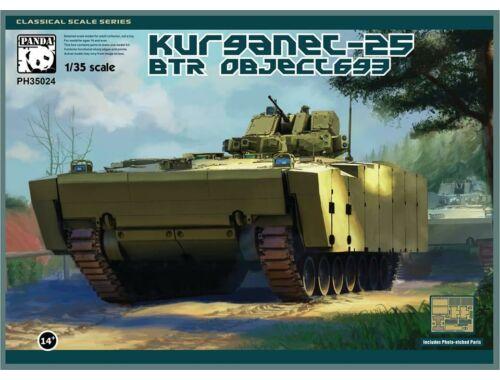 Panda Hobby Kurganec-25 BTR Object 693 1:35 (35024)