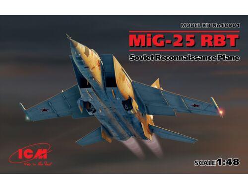 ICM Soviet Mig-25 RBT 1:48 (48901)