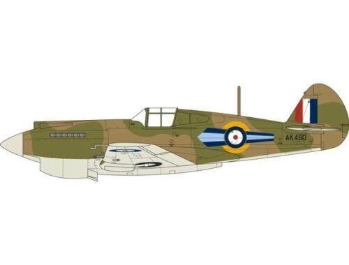 Airfix Curtis Tomahawk Mk.IIB 1:72 (A01003A)