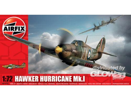 Airfix Hawker Hurricane MK1 1:72 (A01010)