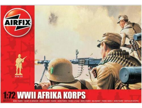 Airfix German Africakorps 1:72 (A01711)