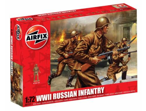 Airfix Russian infantry 1:72 (A01717)