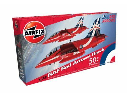 Airfix RED ARROWS HAWK 1:72 (A02005B)