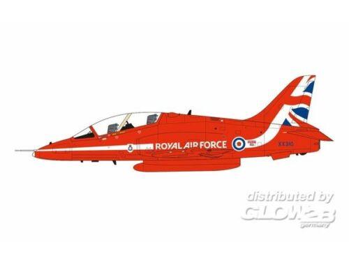 Airfix Red Arrows Hawk 2016 scheme 1:72 (A02005C)