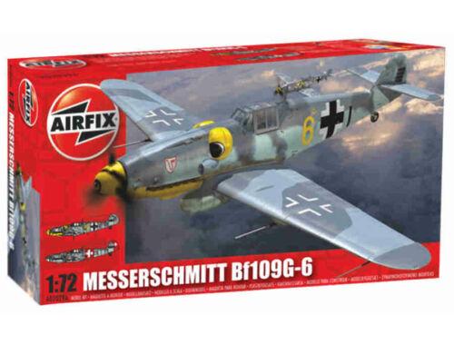 Airfix Messerschmitt Bf109G-6 1:72 (A02029A)