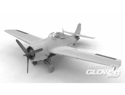 Airfix Grumman Wildcat F4F-4 1:72 (A02070)