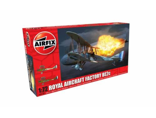 Airfix Royal Aircraft Facility BE2C 1:72 (A02101)