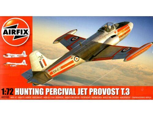 Airfix BAC Jet PROVOST T3 1:72 (A02103)