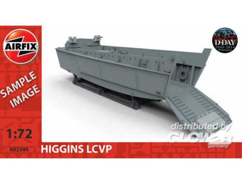 Airfix Higgins LCVP 1:72 (A02340)