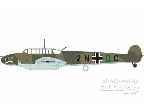 Airfix Messerschmitt Bf110C / D 1:72 (A03080A)