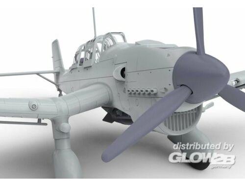 Airfix Junkers JU87 Stuka 1:72 (A03087)
