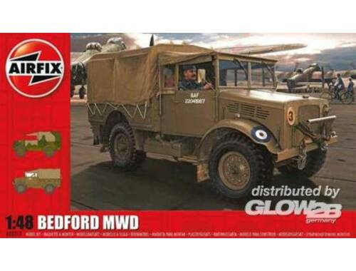 Airfix Bedford MWD Light Truck 1:48 (A03313)