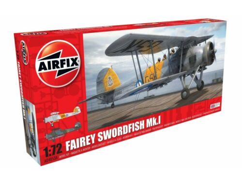 Airfix Fairey Swordfish Mk.I 1:72 (A04053A)