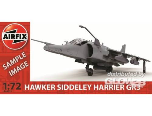 Airfix Hawker Harrier GR3 1:72 (A04055)