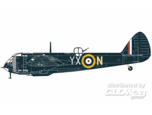 Airfix Bistol Blenheim MK1f 1:72 (A04059)