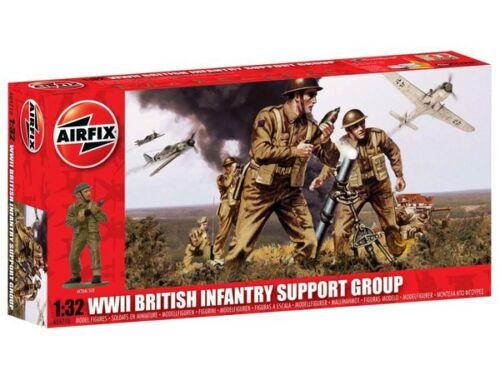 Airfix British Infantry Support Set 1:32 (A04710)