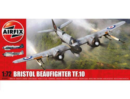 Airfix Bristol Beaufighter MkX(Late) 1:72 (A05043)