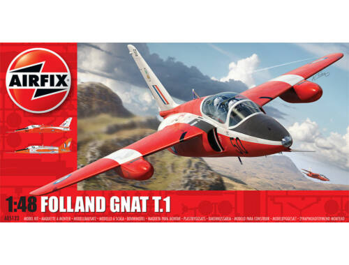 Airfix Folland Gnat T.1 1:48 (A05123)