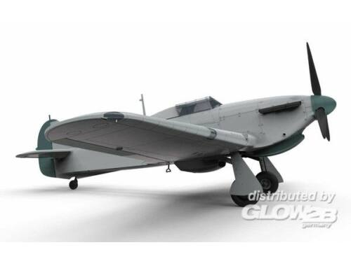 Airfix Hawker Hurricane Mk1 - Tropical 1:48 (A05129)