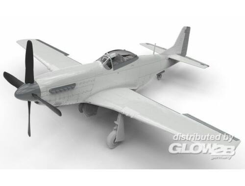Airfix North American P-51-D Mustang 1:48 (A05131)