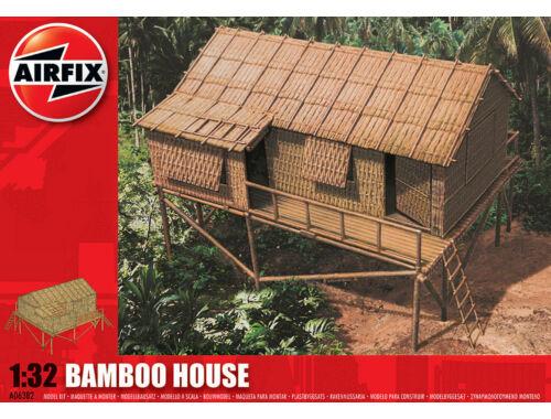 Airfix Bamboo House 1:32 (A06382)