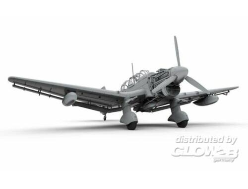 Airfix Junkers JU87B1 1:48 (A07114)