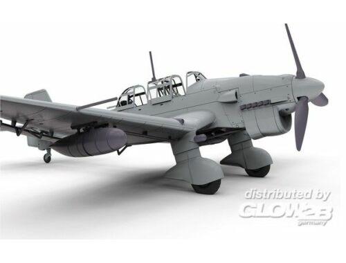 Airfix Junkers JU87B-2 / R-2 1:48 (A07115)
