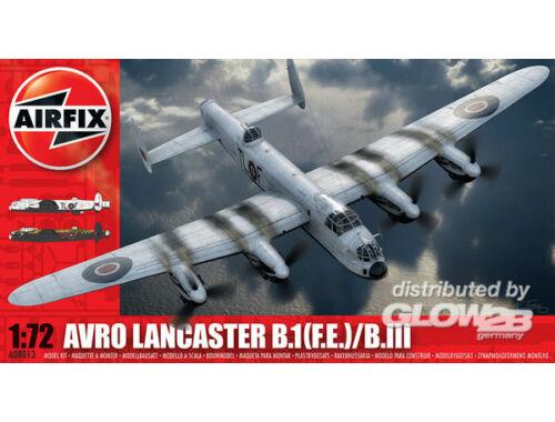 Airfix Avro Lancaster BI (F.E.) / BIII 1:72 (A08013)