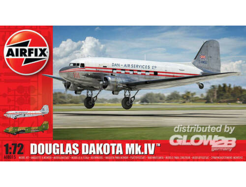 Airfix Douglas Dakota 1:72 (A08015)