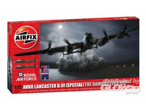 Airfix Dambuster Lancaster 1:72 (A09007)